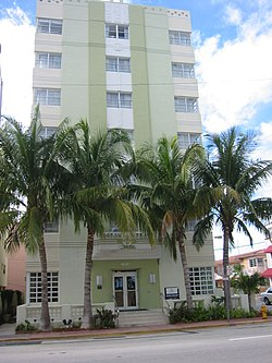 Ocean Spray Hotel Jpg Location Miami Beach