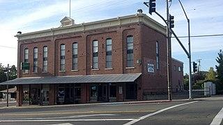 Oddfellows Hall (Auburn, California) United States historic place