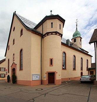 Önsbach - St. Josef