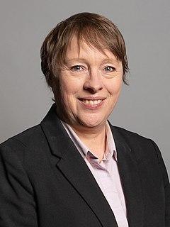 Maria Eagle British Labour politician