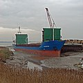 Old Ferry Wharf, Barrow Haven - geograph.org.uk - 1621042.jpg