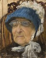 Old Grandmother (Eva Bonnier) - Nationalmuseum - 18858.tif