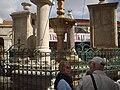 Old Jerusalem Christian Quarter Muristan Fountain Closeup.jpg