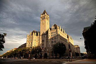 Old Post Office (Washington, D C ) - Wikipedia