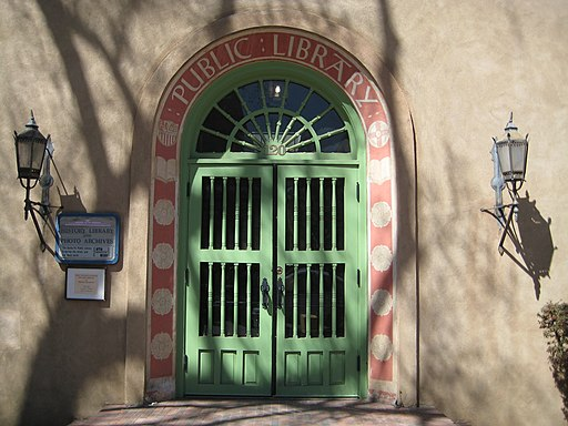 Old Santa Fe Public Library