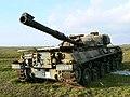 Old tank, Imber Range, Salisbury Plain - geograph.org.uk - 300386.jpg