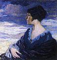 Olga Della-Vos-Kardovskaya - self-portrait (1917).jpg