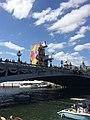 Olympic Days Paris June 2017 - Diving Platform Pont Alexandre-III 05.jpg