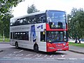 Olympic games partner - Samsung overall advertising, Stagecoach Scania Omnicity LX09 FZF , 15109 (7741047416).jpg