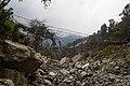 On the trekking trail to Ghandruk - panoramio (1).jpg