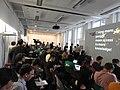 Opening Ceremony - WikidataCon 2017 (27).jpg