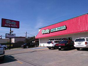 O'Reilly Auto Parts - O'Reilly Auto Parts in Houston, Texas