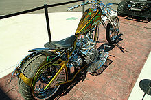 Orange County Choppers bikes - Wikipedia