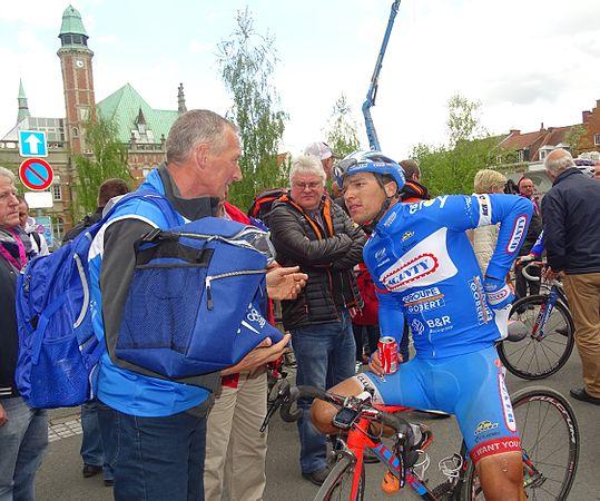 Orchies - Quatre jours de Dunkerque, étape 1, 6 mai 2015, arrivée (B19).JPG