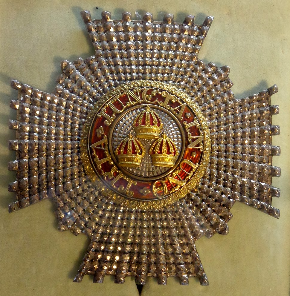 Order of the Bath knight commander civil division star (United Kingdom after 1950) - Tallinn Museum of Orders