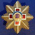 Order of the Estonian Red Cross 1st class star (Estonia before 1940) - Tallinn Museum of Orders.jpg