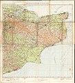 Ordnance Survey Half-inch Sheet 40 Chatham Margate & Hastings, Published 1927.jpg