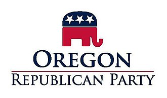 Oregon Republican Party - Logo used from 2009–2016