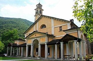 Ornavasso Comune in Piedmont, Italy