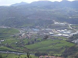 Ortuella - View from Serantes