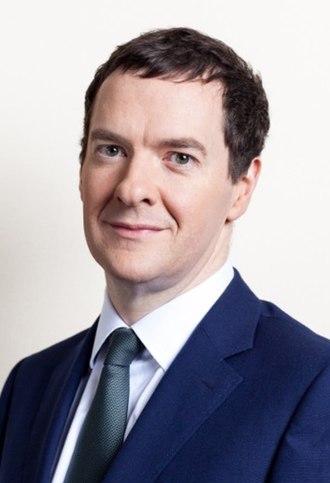 George Osborne - Image: Osborne 2015