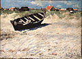 Oscar Björck - Boat at Skagen's South Beach - Google Art Project.jpg
