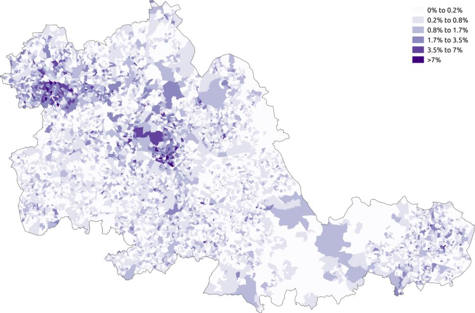 Other Religion West Midlands 2011 census