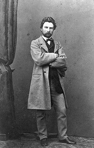 Otto Bache - Otto Bache in 1868