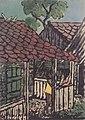 Otto Mueller - Zwei Zigeunerkinde vor der Hütte - 1926-27.jpeg