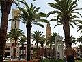 Oujda.mosque et mairie.jpg