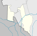 Outline map of Nazranovsky District, on the map of Ingushetia).png
