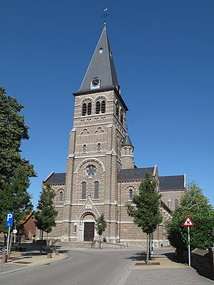 Overpelt - The church of Sint Martinuskerk