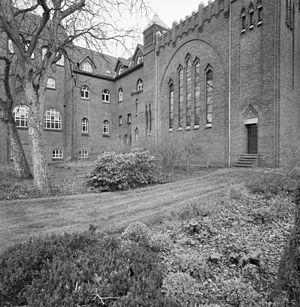 St. Paul's Abbey, Oosterhout - View of the abbey 2001