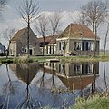 Overzicht boerderij, Bijlmerringsloot Gaasperdam - Weesperkarspel - 20375272 - RCE.jpg