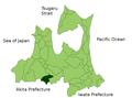Owani in Aomori Prefecture.png