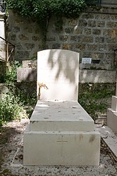 Tomb of Delebecque and Roux