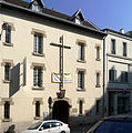 P1310772 Paris XVIII rue Clignacourt n140 eglise ND bon conseil rwk.jpg
