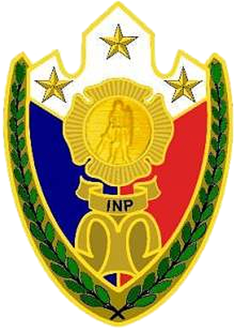 Integrated National Police - Unit seal of the PC-INP.
