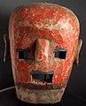 PC047729 red Polychrome helmet mask, Sukumu mask, Sukumu people, Tanzania (11219056803).jpg