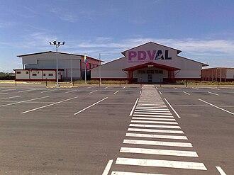 PDVAL - PDVAL food distributor.