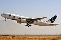AP-BGJ - B77W - Pakistan International Airlines