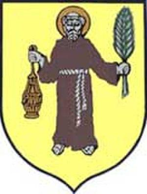 Gielniów - Image: POL gmina Gielniów COA