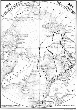 ナンセンのフラム号遠征 - Wikipedia