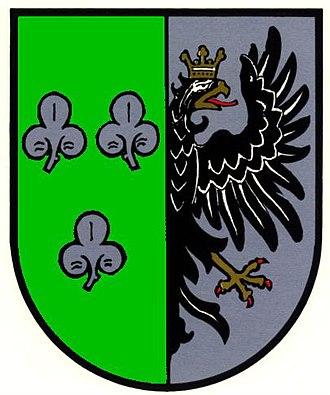 Padingbüttel - Image: Padingbuettel Wappen