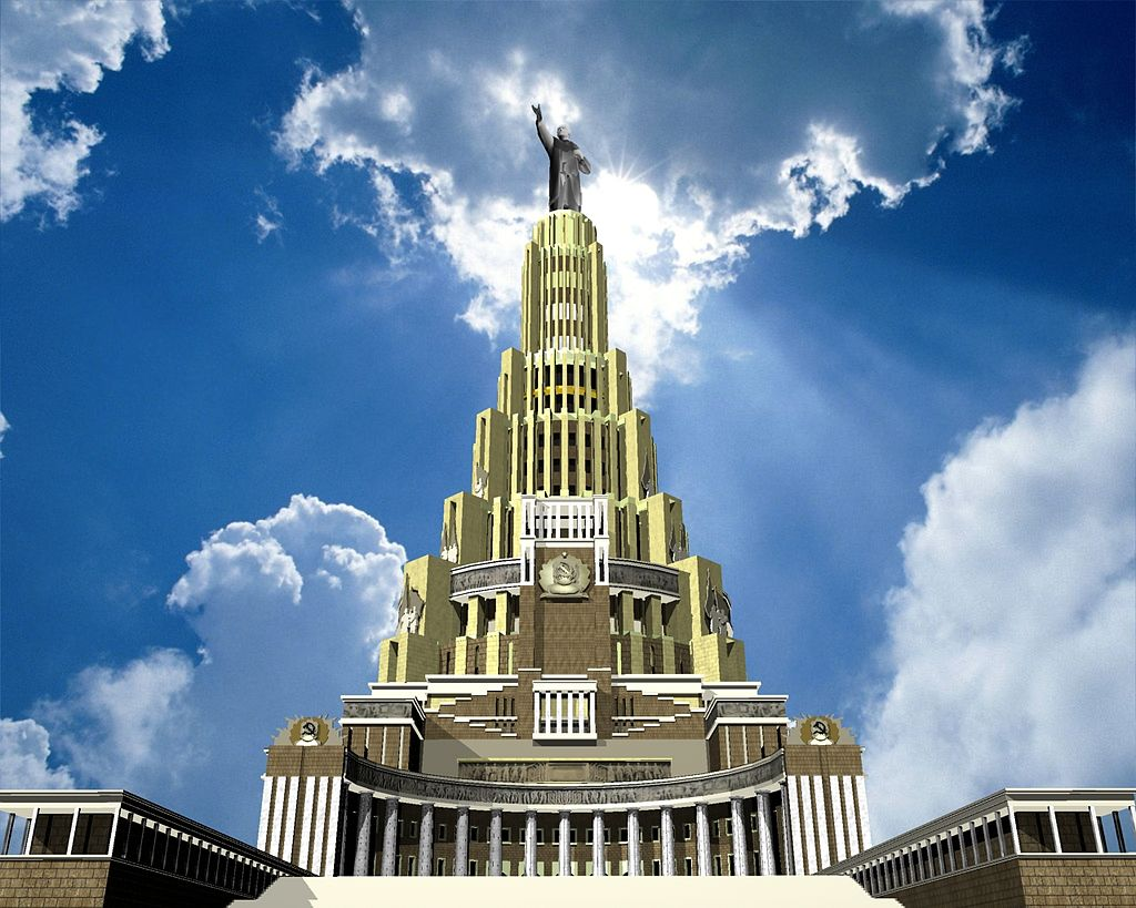 Palace Of Soviets 1