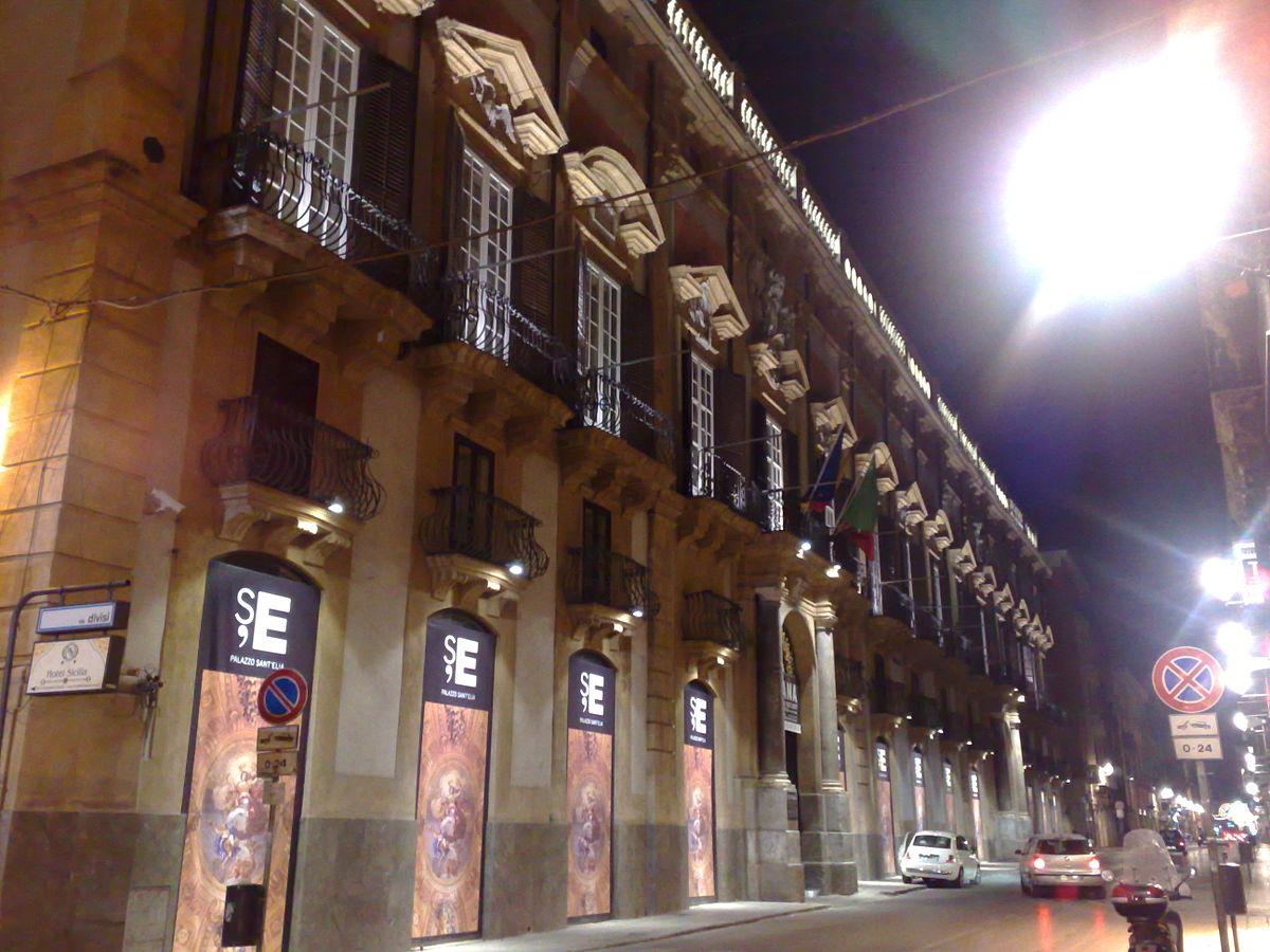 Palazzo sant 39 elia wikipedia for Architetto sant elia