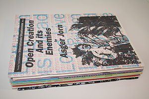 Asger Jorn - English translation of Creation Ouvert published by Unpopular Books