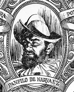 Pánfilo de Narváez - Pánfilo de Narváez