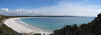 Bay of Fires - Panorama of Bay of Fires
