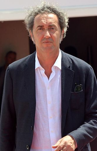 Paolo Sorrentino - Sorrentino at the 2017 Cannes Film Festival